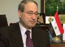 فیصل مقداد: ما تحت حملات و مداخله آشکار مدعیان دموکراسی هستیم