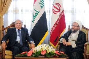 آملیلاریجانی: منافقین برای محاکمه به ایران بازگردانده شوند
