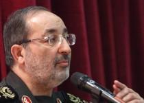 سردار جزایری: اجازه عبور آمریکا از خطوط قرمز خود را نمیدهیم