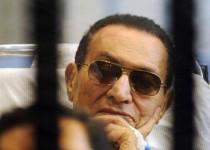 مبارک به 3 سال زندان محکوم شد
