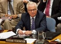 چورکین: برگزاری انتخابات اوکراین با این شرایط مایه نگرانی است