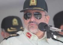 فرماندهی احمدی مقدم در ناجا تمدید شد