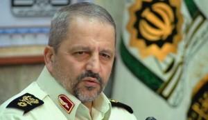 فرمانده ناجا: نیم درصد بدحجابان به مراجع قضایی معرفی میشوند
