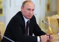 ابراز نگرانی پوتین نسبت به اخلالگری در گازرسانی روسیه به اروپا