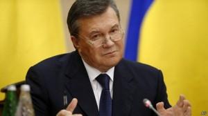 یانوکوویچ: به نتایج انتخابات ریاستجمهوری اوکراین احترام میگذارم