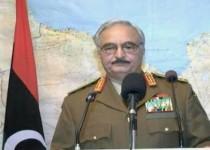 خلیفه حفتر تاخیر در برگزاری انتخابات پارلمانی لیبی را خواستار شد