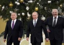 روسیه، بلاروس و قزاقستان اتحادیه اقتصادی تشکیل میدهند