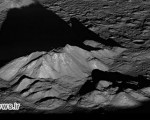پنج تصویر خیرهکننده از سطح ماه