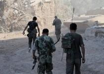 خروج اولین گروه مخالفان سوری از مناطق محاصره شده حمص