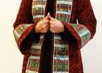 «کاترین اشتون» لباس ایرانی میپوشد