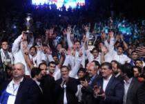 ایران قهرمان جام جهانی کشتی فرنگی شد