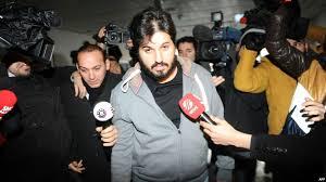 ترکیه: منع تعقیب رضا ضراب صادر شد