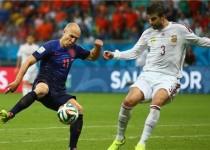 باخت سنگین اسپانیا اولین شگفتی جام جهانی