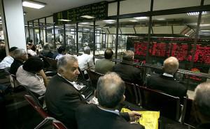 بورس تهران در سرازیری رکود قرار گرفت
