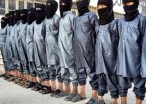 کودکان در صف عملیات انتحاری داعش