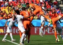 صدرنشینی هلند و پیروزی بیارزش اسپانیا