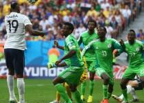 صعود فرانسه به دور یک چهارم نهایی جامجهانی