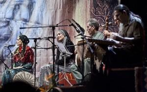شب تابستانی «کامکارها» با یاد محمدرضا لطفی