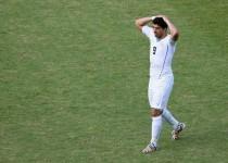 فیفا سوآرس را نقرهداغ کرد/ محرومیت از 9 بازی ملی و چهار ماه فعالیت فوتبالی