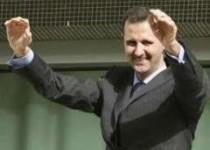 بشار اسد با کسب اکثریت آرا رئیس جمهور سوریه شد