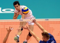 پخش والیبال ایران و ایتالیا از شبکه سه