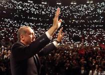 اردوغان به دنبال ریاست جمهوری ترکیه تا سال 2023 است
