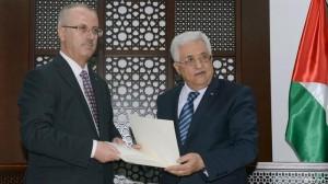 دولت توافقی فلسطین سوگند خورد