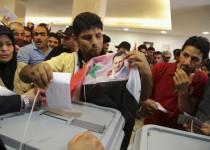 آغاز انتخابات ریاست جمهوری سوریه