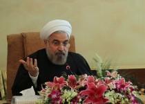 روحانی: نه میهراسیم و نه ترسی داریم بلکه راه اماممان را ادامه میدهیم