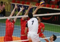 پخش دیدار تیم ملی والیبال ایران و برزیل در تلویزیون