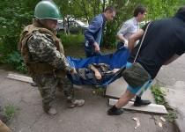 درگیری شدید ارتش اوکراین با جداییطلبان