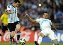 پیروزی آرژانتین و شکست نیجریه در دیدارهای دوستانه