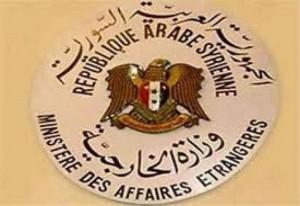 دمشق به موضع اتحادیه اروپا در قبال انتخابات ریاست جمهوری سوریه پاسخ داد