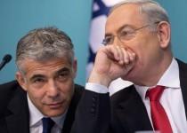 """تهدید شریک نتانیاهو به خروج از دولت/""""شهرکسازیها اسراف منابع مالی است"""""""