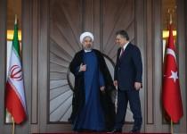امضای 10 سند همکاری بین ایران و ترکیه