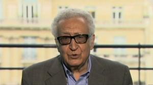 اخضر ابراهیمی: به نشانه اعتراض استعفا کردم