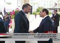 امیرعبداللهیان: آمادگی ایران برای تقویت همکاریها به السیسی اعلام شد