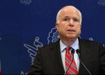 مککین:رخدادهای موصل نشانگر شکست سیاستهای اوباما است