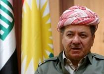بارزانی: پیشمرگها اجازه هیچ گونه تهدیدی علیه کردستان عراق را نخواهند داد