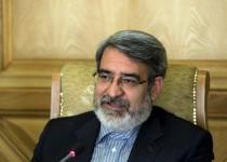 وزیر کشور : مرزهای ایران به روی گروههای تکفیری بسته است