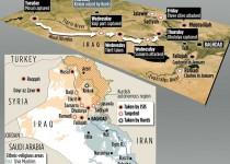 کلید حل وضعیت عراق در توافق با حکومت سوریه است