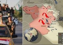درگیریها در بعقوبه در 60 کیلومتری بغداد