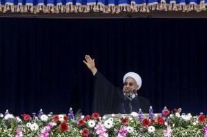 روحانی :ایران در حراست از عتبات عالیات از هیچ کوششی دریغ نمیکند