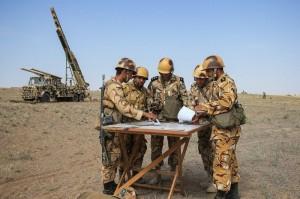 فرمانده نیروی زمینی ارتش: هیچ تهدیدی نمیتواند کشور را هدف قرار دهد