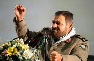 سرلشکر فیروزآبادی: همکاری ایران و آمریکا هرگز اتفاق نمیافتد