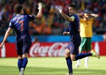 استرالیا بازنده سربلند برابر هلند/ لالههای نارنجی اولین ششامتیازیهای جام