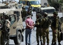 بازداشت 300 فلسطینی درکرانه باختری