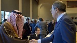 سفر لاوروف به عربستان