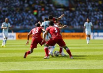 سایت فیفا: دفاع مصمم ایران در بازی با آرژانتین
