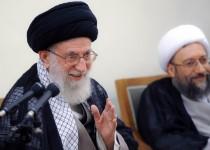 شش توصیه رهبر انقلاب برای دوره جدید آملی لاریجانی